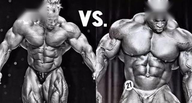 罗尼·库尔曼VS卡特,库尔曼的腿举2300磅让人惊爆眼球!
