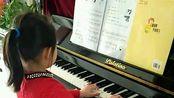王馨可 钢琴示范 5周半