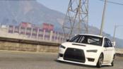 [GTA5] JDM#改装车# 三菱Lancer EVO10在洛圣都