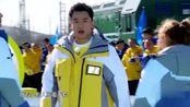 吴尊黄旭熙对飙东北话 跑男团坐老式火车放歌超拉风