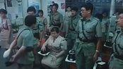 一部1985年的爆笑喜剧片女警上班偷睡觉画一个假眼睛糊弄长官