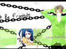 Just_be_friends-i2star+朱雀橙