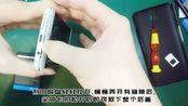 一加3t更换电池手机电池拆机教程视频 自己动手怎么拆d.seven品牌