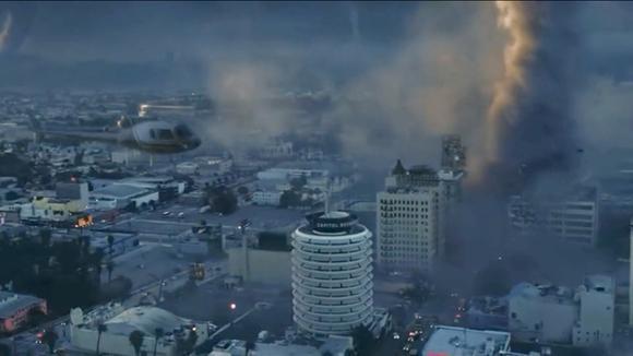 2分钟带你看最惨烈的一部灾难电影,堪比世界末日,2012都弱爆了