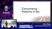 Concurrency Patterns In Go (Go中的并发模式)https://www.youtube.com/watch?v=YEKjSzIwAdA