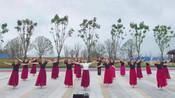 流行广场舞,《站着等你三千年 》,真美