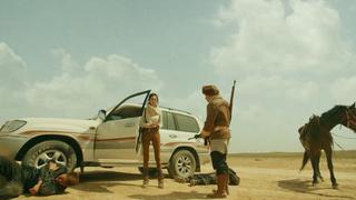 《黄金瞳》第31集精彩看点:菲菲遇险,巴特尔及时相救
