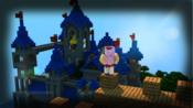lt;五歌gt;我的世界Minecraft1.9方块学园领域服2山顶的魔法学园!