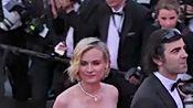 欧美:第70届戛纳电影节闭幕式红毯