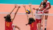 女排世青赛八强分组出炉,中国女排陷入死亡之组,晋级难度超大