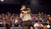 《半个喜剧》首映礼,沈腾和导演闫非为吴昱翰站台,两人互损!