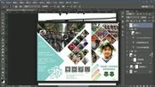 技能侠周伟老师PS平面设计公开课:创意罐头海报