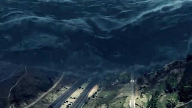 GTA5电影制片厂之2012世界末日
