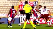 全场集锦:纳塔利进球加红牌 博洛尼亚1-2不敌都灵
