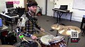 【创客星球】鼓手的第三只机械手