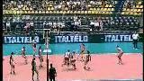 意大利四国赛中国女排跌撞中胜波兰