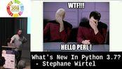 PyCon.DE 2018: What's New In Python 3.7? - Stephane Wirtel