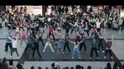 阿根廷阿迪达斯员工街舞快闪