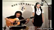 临沂阳光吉他学校:保持微笑