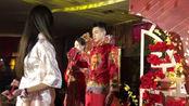 最美不过中国红,这样的中式婚礼真是太美了,超羡慕的!