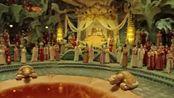 妖猫传:看妖猫传时最喜欢这一段,不愧是陈凯歌的视觉盛宴