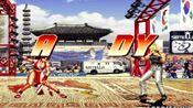 拳皇97:不知火舞究竟有多强?对手全程被压着打