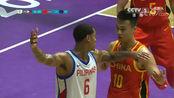 中国男篮:中国队压哨犯规,把于嘉都看蒙了,很亏啊