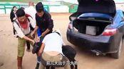 雷探长:蒙古医生带我回家作客,和他的两个女儿一见如故