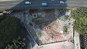 广州地陷区域回填基本完成,已搭建救援通道,向地下探挖搜寻被困