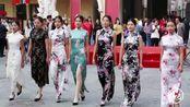 郑州西亚斯国际文化节 三十个不同国家的留学生同台表演