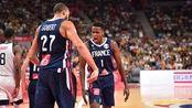 美国男篮79:89爆冷不敌法国 止步八强