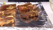烹饪短片-桂花蜜金沙骨