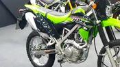 2018款川崎Kawasaki KLX 150,超高颜值,网友:越野小能手