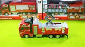 消防车玩具系列合金消防升降车-亲子益智玩具-嘉爱宝贝