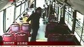 泸州:乘客公交上发病 司机及时送医