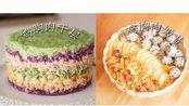 """传说中的全智贤御用减脂餐~鸡胸肉奶昔以及鸡胸肉千层""""蛋糕""""!* cake.lab第122期"""
