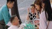 中餐厅房东来吃饭,福禄寿给予其终极待遇,受到房东的好评!
