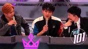 张杰上台很认真学习吕小雨蹬伞技能,完美姿势,真的太帅气了