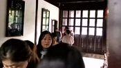 世界文化遗产—苏州拙政园的建筑物