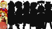 【Boss Rush】秋穰子 ~ 东方风神录 stage1 Lunatic 梦B(灵梦 & 前方集中装备-封魔针)