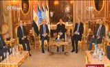 L'égypte accueille des pourparlers clés pour aider à mettre fin aux troubles politiques