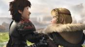 《驯龙高手2》片段 阿丝翠德神烦模仿小嗝嗝