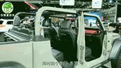 洛杉矶车展:Jeep全面升级!牧马人新皮卡亮相洛杉矶