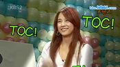【中字】李孝利 20070329 KBS《Happy Together Friends》