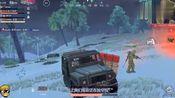 荒野行动:新地图骷髅岛上线!加入雷雨天气,战场更加刺激!