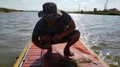 微山湖捕鱼武工队直播录像2019-09-20 15时22分--15时54分 南通寻大货。。。。。