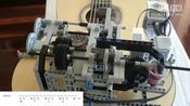 机器人弹吉他 吉他初级入门教程吉他零基础教学 高音教乐器公开课 课间十分钟第14期