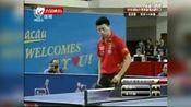 张继科总决赛力克朱世赫 丁宁刘诗雯夺冠