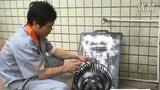 福州专业空调清洗视频
