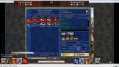 【英雄无敌3_JB KING8#】决赛第一场 Gomunguls(蓝元素) vs Dawidu(红据点+4400), Jebus King 2.42